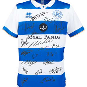 QPR 2020 Official signed shirt